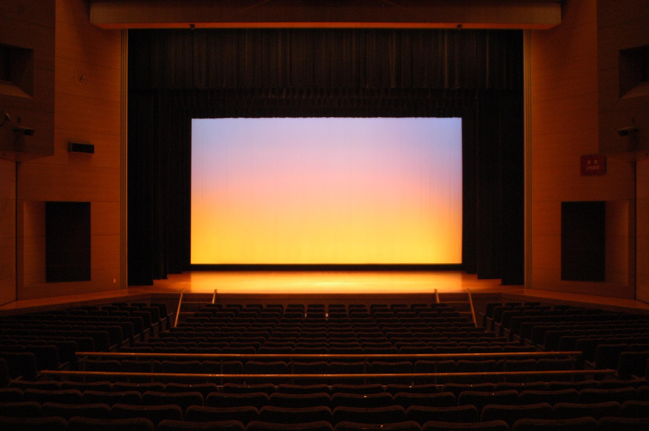 小劇場舞台