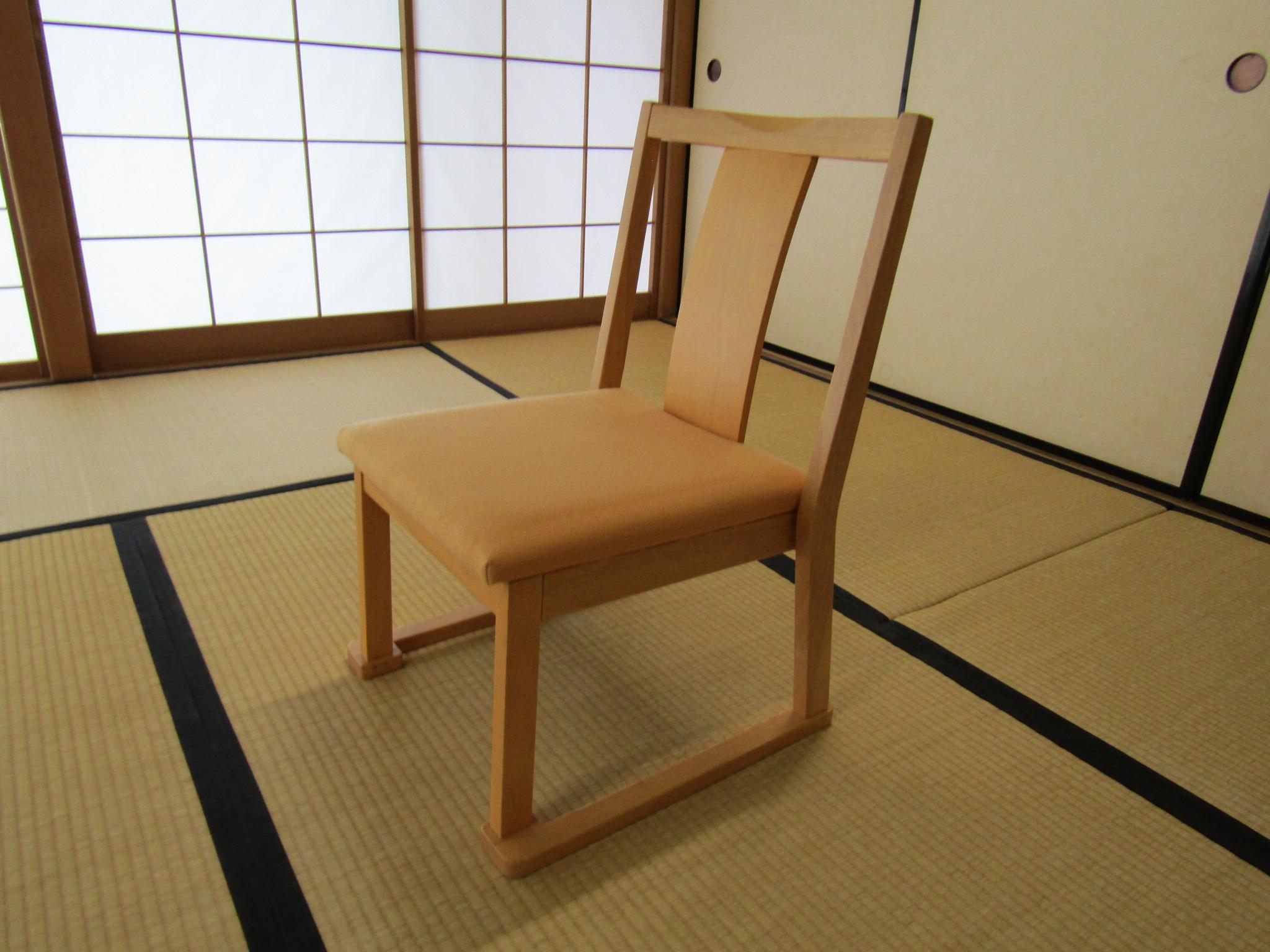 椅子もございます